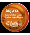 Argeta Spicy Chicken Spread 95g